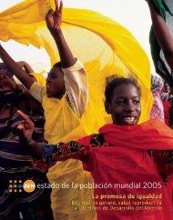 Estado de la población mundial 2005 - UNFPA