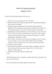 Læs referat fra d. 13. april 2011 her - Faxe Kommunale Ungdomsskole