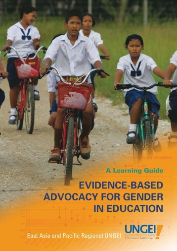 Evidence-Based Advocacy - United Nations Girls' Education Initiative