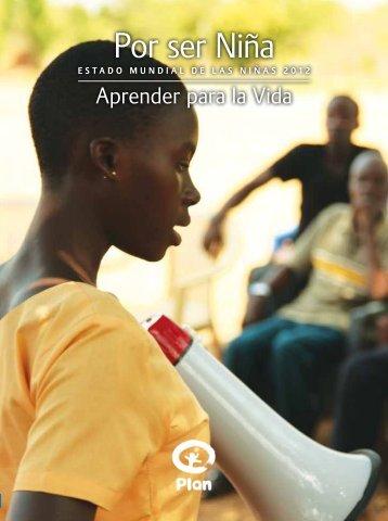 El Estado Mundial de las Niñas 2012 - Plan International