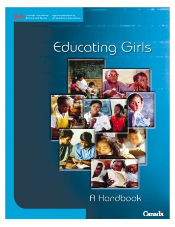 CIDA: Educating Girls, A Handbook - United Nations Girls' Education ...