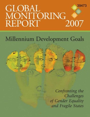 global monitoring report - United Nations Girls' Education Initiative