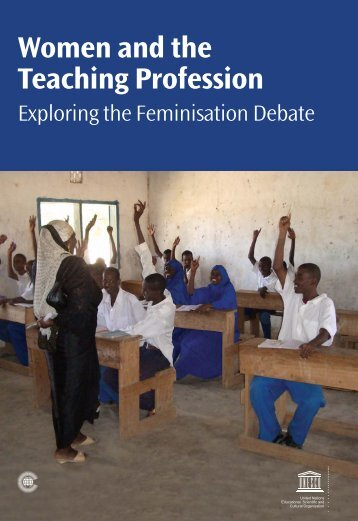 Women and the teaching profession - United Nations Girls ...