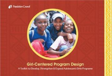 Girl-Centered Program Design - United Nations Girls' Education ...