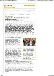 Nachrichten aus Korschenbroich | RP ONLINE - Unges-Pengste