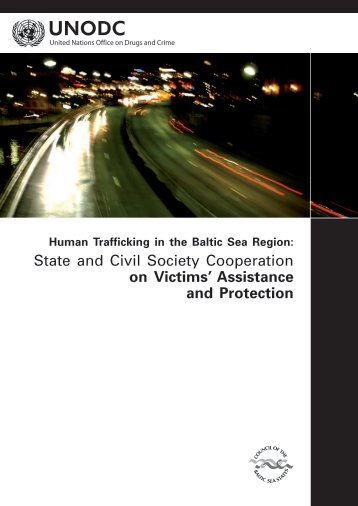Human Trafficking in the Baltic Sea Region - United Nations Office ...