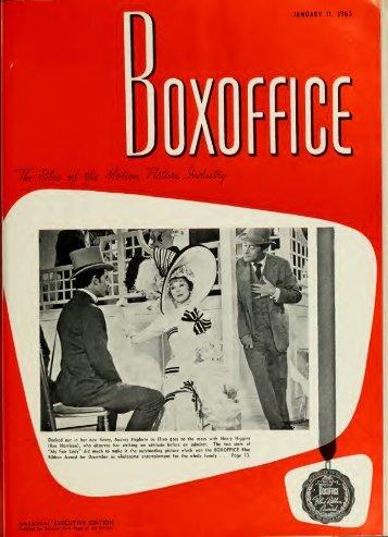 Boxoffice-Janury11.1965