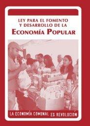 Ley Economía Popular Venezuela