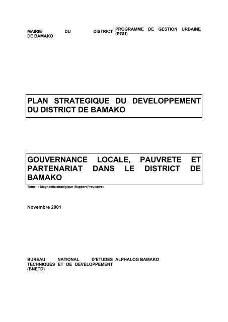 Strategique Developpement District Plan Habitat Un Du De y76Ybfg