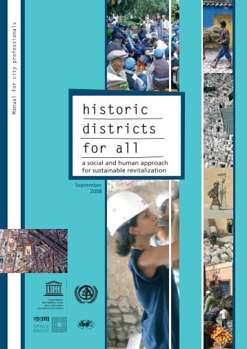 Historic Districts for all; a social and human approach ... - UN-Habitat