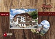 Familiär und gemütlich - Schneemenschen GmbH
