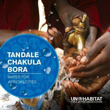 TANDALE CHAKULA BORA - UN-Habitat