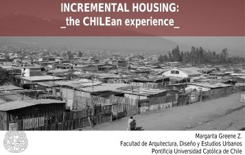 Incremental housing - UN-Habitat