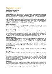Begriffsbestimmungen - Unfallkasse NRW
