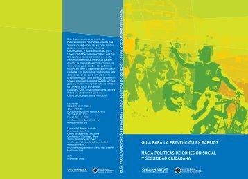Guía para la prevención en Barrios Hacia políticas de ... - UN-Habitat