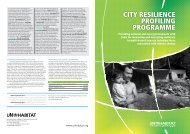 CITY RESILIENCE PROFILING PROGRAMME - alnap