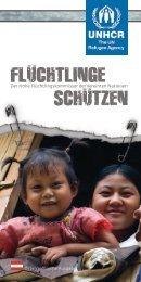 UNHCR Broschuere