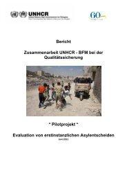 20110614 QI final - UNHCR