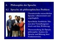 Theoretische Philosophie 4