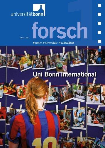 forsch-pdf-Datei (komplett) - Universität Bonn