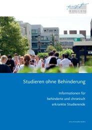 Leitfaden das Behindertenbeauftragten - Heinrich-Heine-Universität ...