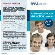 26. September 2013 - Friedrich-Alexander-Universität Erlangen ...