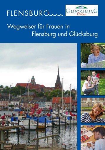 Wegweiser für Frauen in Flensburg und Glücksburg - Universität ...