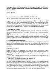 Eignungsprüfungssatzung Kunst Vom 13. Mai 2013 - Universität ...