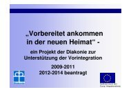 Projektteam Deutschland