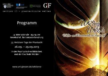 Programm Komplett.xlsx - Justus-Liebig-Universität Gießen