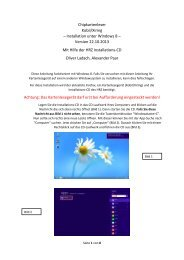 Windows8-Kartenleser-Installation