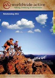 Reisekatalog 2011