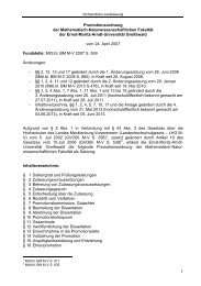 1 Promotionsordnung der Mathematisch-Naturwissenschaftlichen ...