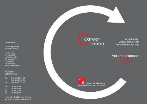 Programm für Nachwuchswissenschaftler/innen 2013 (PDF-Dokument