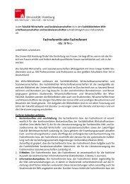 Fachreferent/in für die Fachbibliotheken Wirtschaftswissenschaften ...