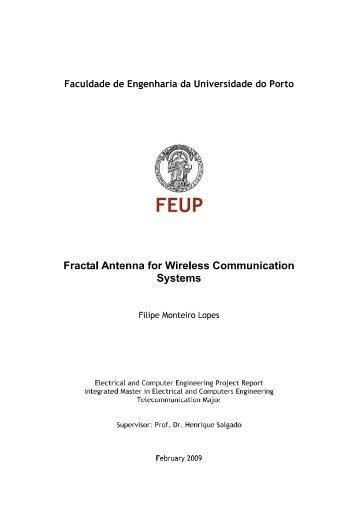 First report - Faculdade de Engenharia da Universidade do Porto