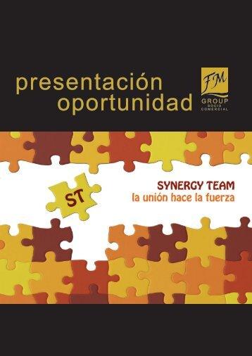 Presentación Oportunidad FM GROUP