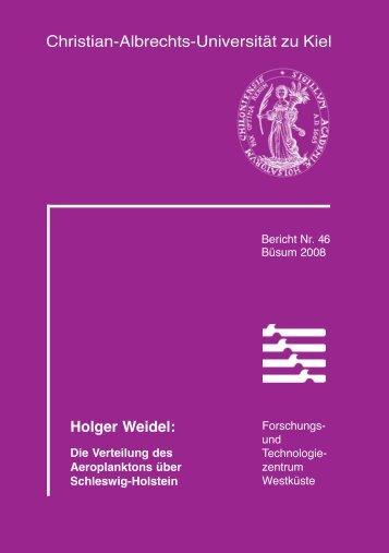 5,5MB - Christian-Albrechts-Universität zu Kiel