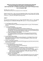 Satzung - Christian-Albrechts-Universität zu Kiel