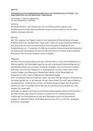 PW 4-12 Ersteinführung einer Dringlichkeitseinschätzung in einer ...