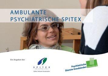 Psychiatrische Spitex-Leistungen