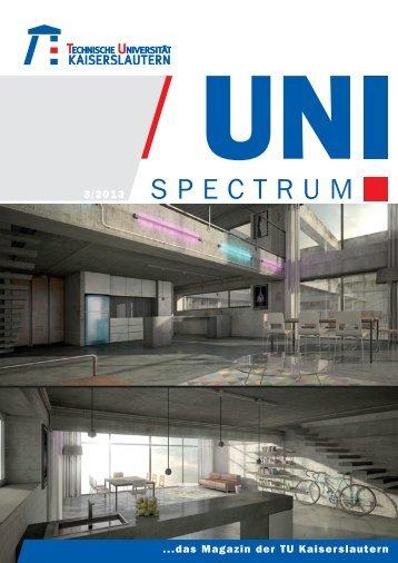SPECTRUM - Universität Kaiserslautern