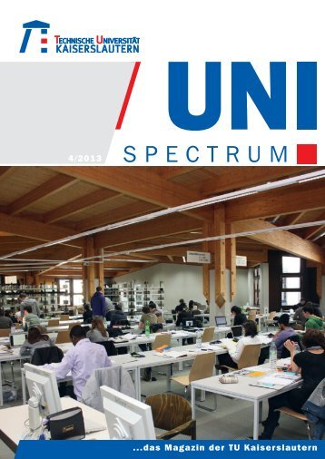 SPECTRUM - Universität Kaiserslautern