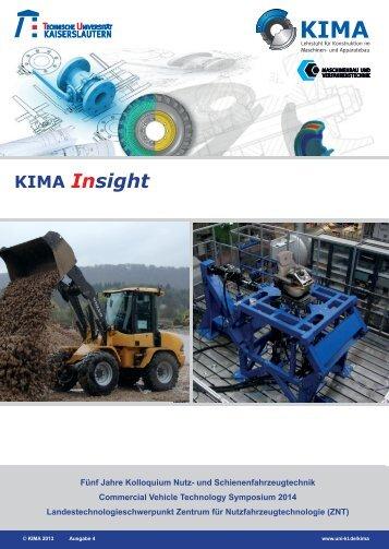 KIMA Insight - Universität Kaiserslautern