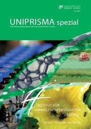 UNIPRISMA spezial - Universität Koblenz · Landau
