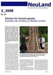 Ausgabe 3/2008 (PDF) - Universität Koblenz · Landau