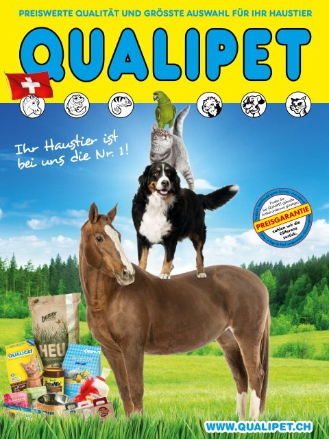 Qualipet Katalog 2015