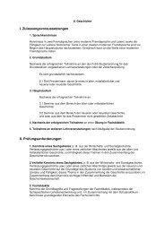 Anforderungen Fach Geschichte - Universität Koblenz · Landau