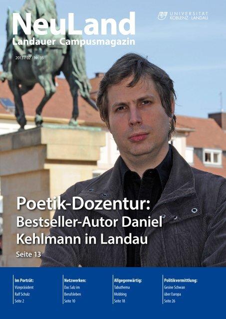 NeuLand herunterladen - Universität Koblenz · Landau