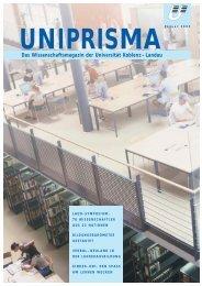 Ausgabe 2005 - Universität Koblenz · Landau